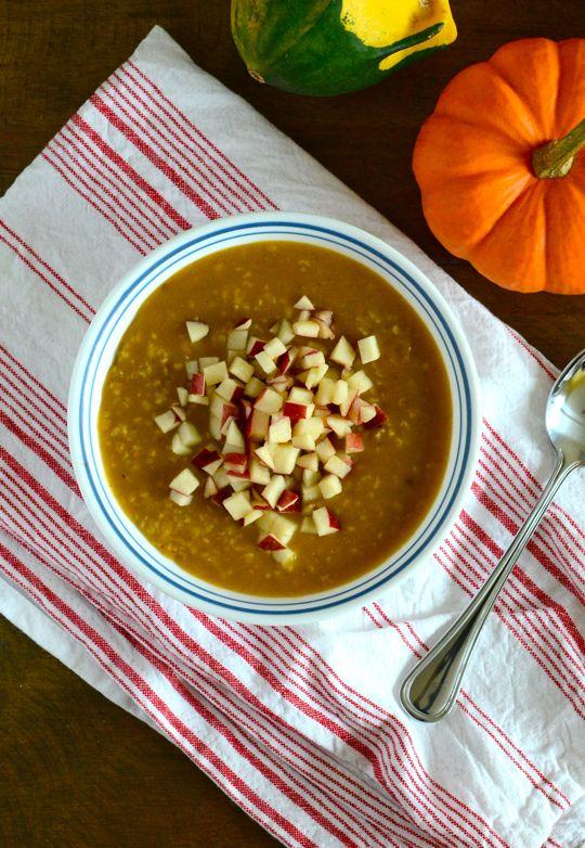 pumpkin-oatmeal