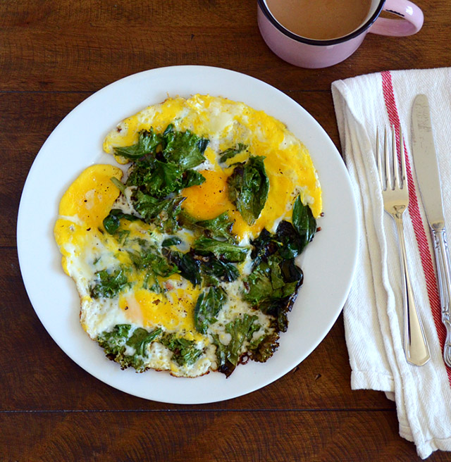 fried-eggs-crispy-kale-ramps-4