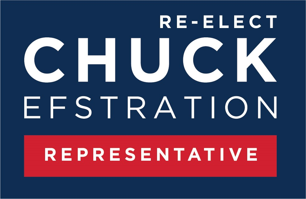 Re-Elect Chuck Efstration for State House