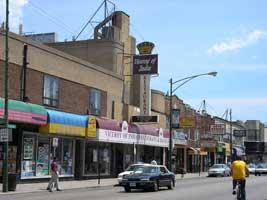 Devon Avenue.