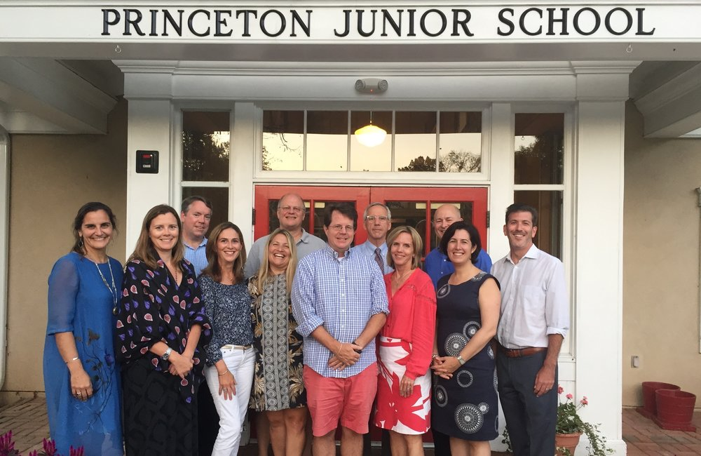 Princeton Junior School Board of Trustees, 2017-2018