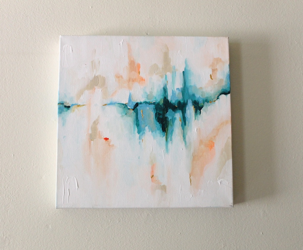 "Wave | 12"" x 12"" 