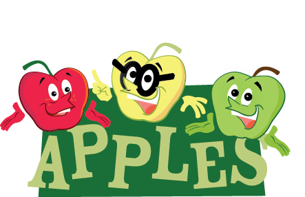 It's now apple season in the Pacific Northwest!
