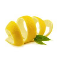 Lemon essential oil is good for all skin types.