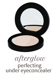 Afterglow perfecting under eye concealer