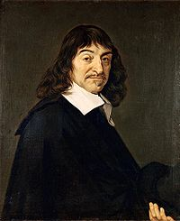 René Descartes, father of modern philosophy