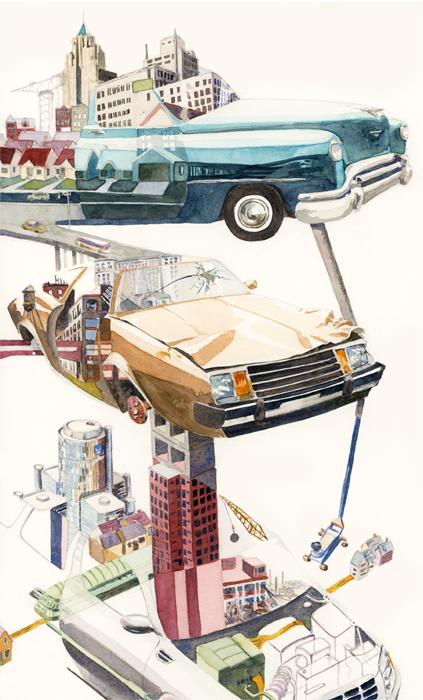Detroit Since 1950