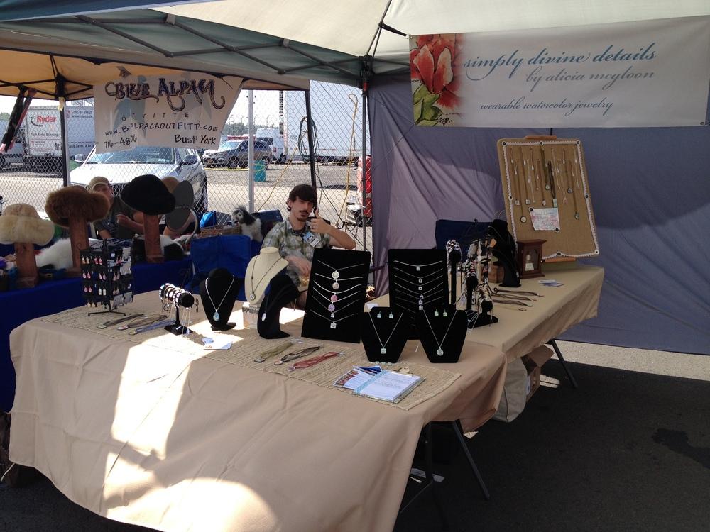 Finger Lakes Wine Fest - 7.14.13