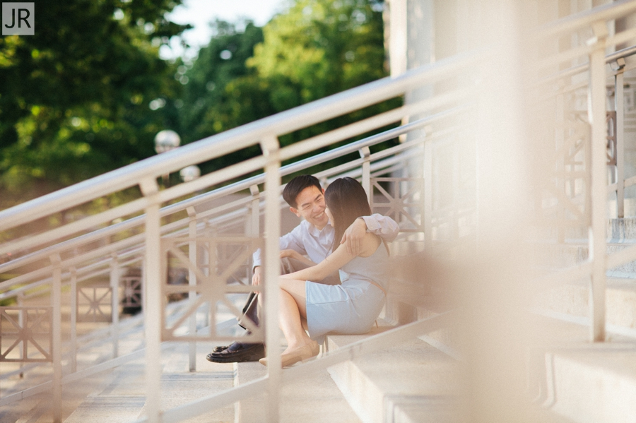 Ann Arbor Engagement Session