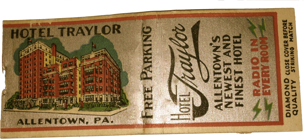 hotel traylor