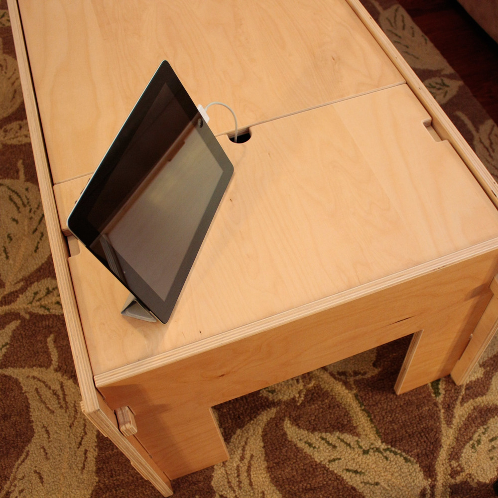 Storage Coffee Table -