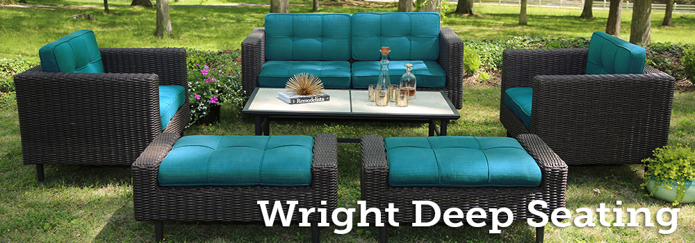 Wright Deep Seating Reviews