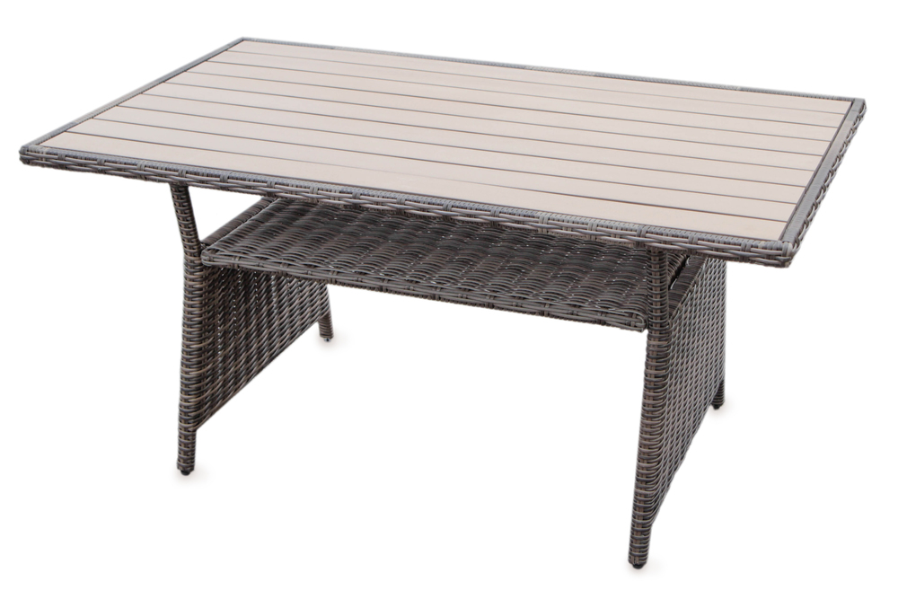 AE Outdoor Cherry Hill Outdoor Patio Furniture Modular Cocktail Table