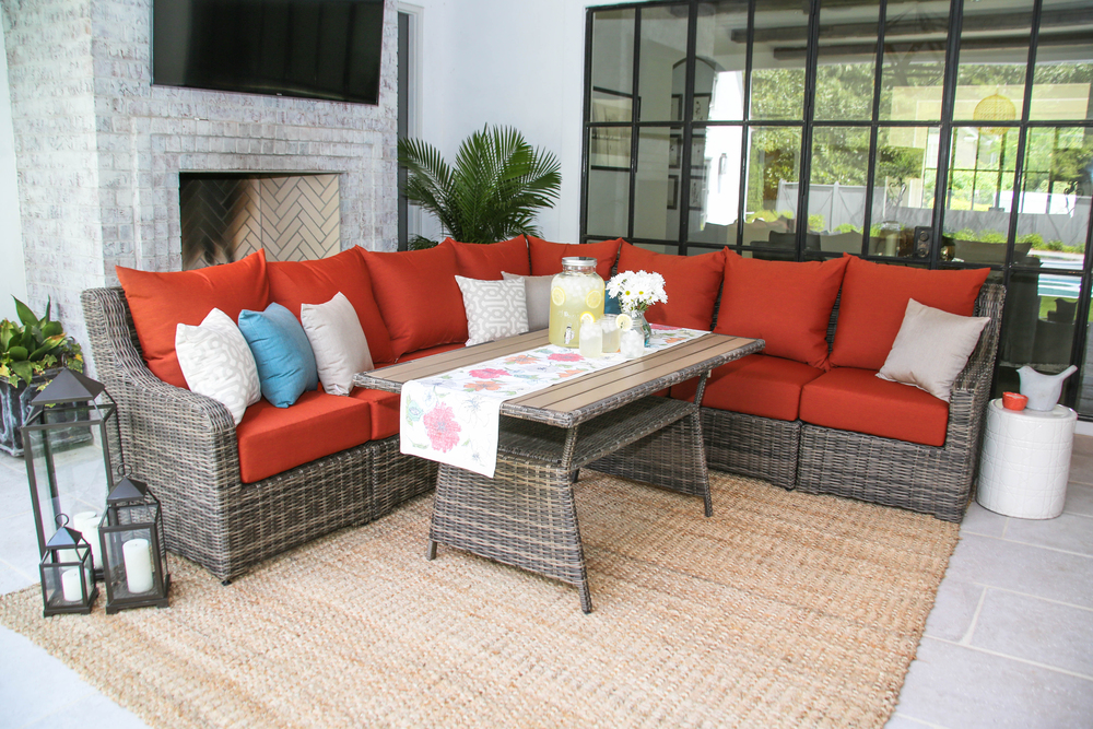 Not Your Grandma S Patio Furniture Ae Outdoor