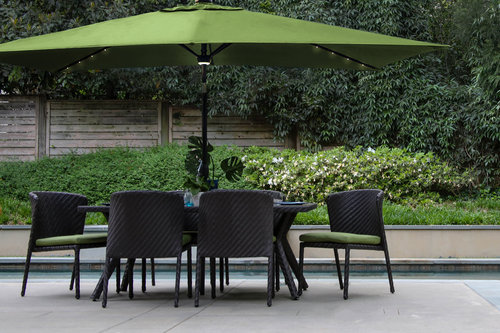 acrylic outdoor furniture. rectangular green lifestylejpg acrylic outdoor furniture