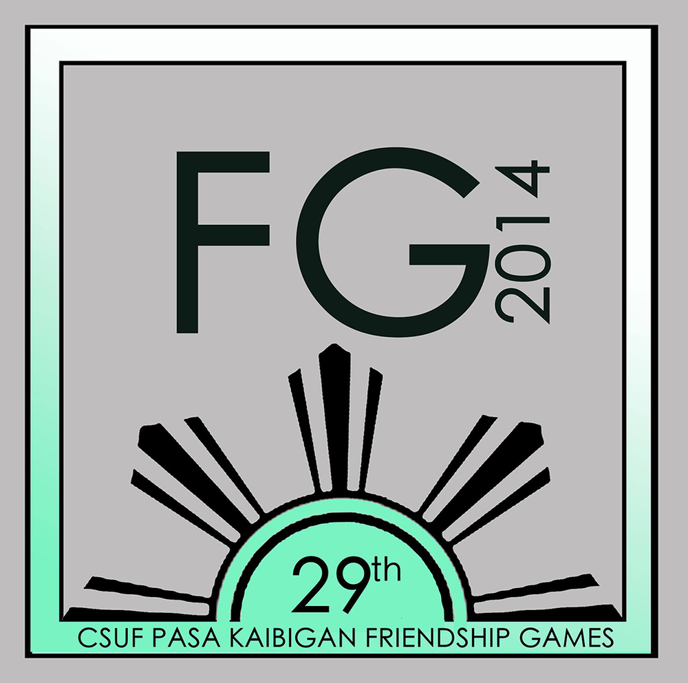 Official Logo of Friendship Games 2014