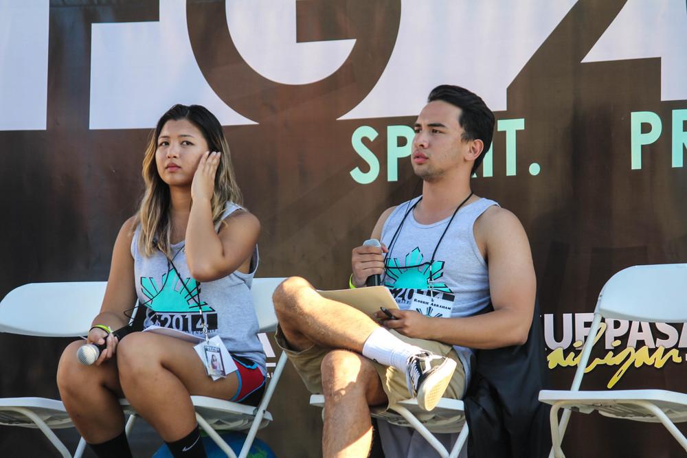 FG Coordinators: Abby Aviles & Robbie Abraham