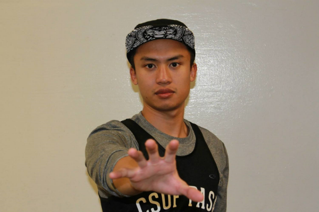 "Name: Chris Tju Position: PCN Coordinator Year: 4th Year Major: Psychology Hometown: Chino Hills, CA Favorite Quote: ""Do your best & have fun."" - Chris Tju Favorite Food: Macaroni & Cheese"