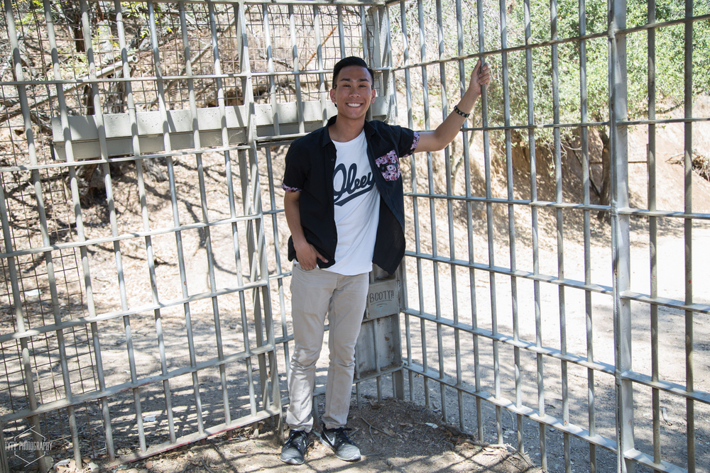 "Name: Tim John Costa Giron Position: External Vice President Year: 4th Major: Civil Engineering with an emphasis  in Architecture   Hometown: Moreno Valley, CA Favorite Food: Ramen Favorite Movie: The Girl Who Leapt Through Time Favorite Number: 13 Theme Song: Sunday Candy by Donnie Trumpet & The Social Experiment  Random Fact: My Disneyland virginity was taken from me by force. Favorite Quote: Fool me once shame on...shame on you. If you fool me we can't get fooled again."" - George W. Bush."