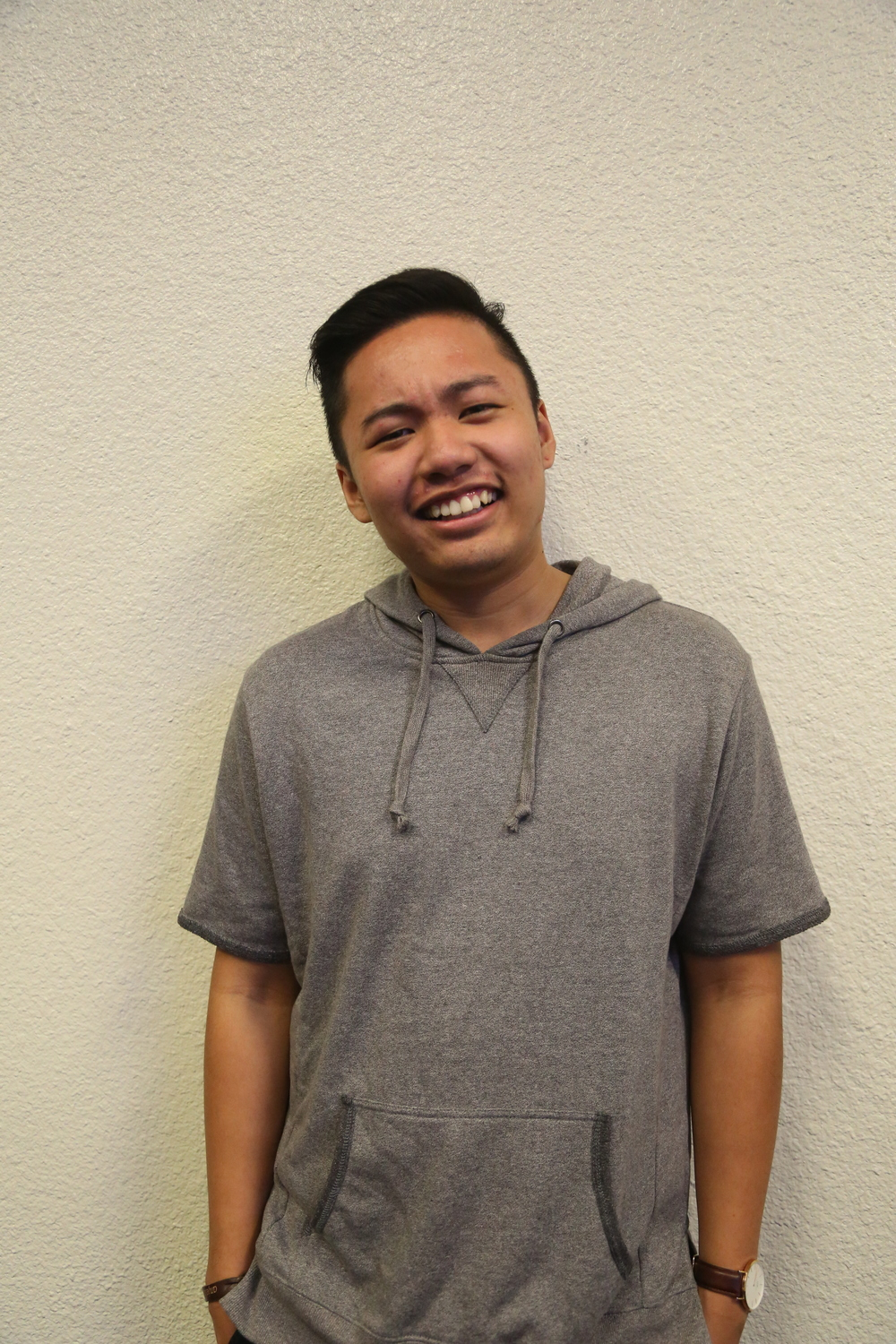 "Name:  Matt Martinez     Position:  PCN Coordinator    Year:  3rd   Major/minor:  Biochemistry with a minor in Mechanical Engineering     Hometown:  West Covina, CA   Favorite Food:  PekPek   Favorite Movie:  Grave of the Fireflies     Favorite Number:  69   Theme Song:  Champion by Kanye West   Random Fact:  I don't like wearing clothes but I only do to dress like Kanye .    Favorite Quote:  ""Life happens wherever you are, whether you make it or not."" - Uncle Iroh (Avatar The Last Airbender)"