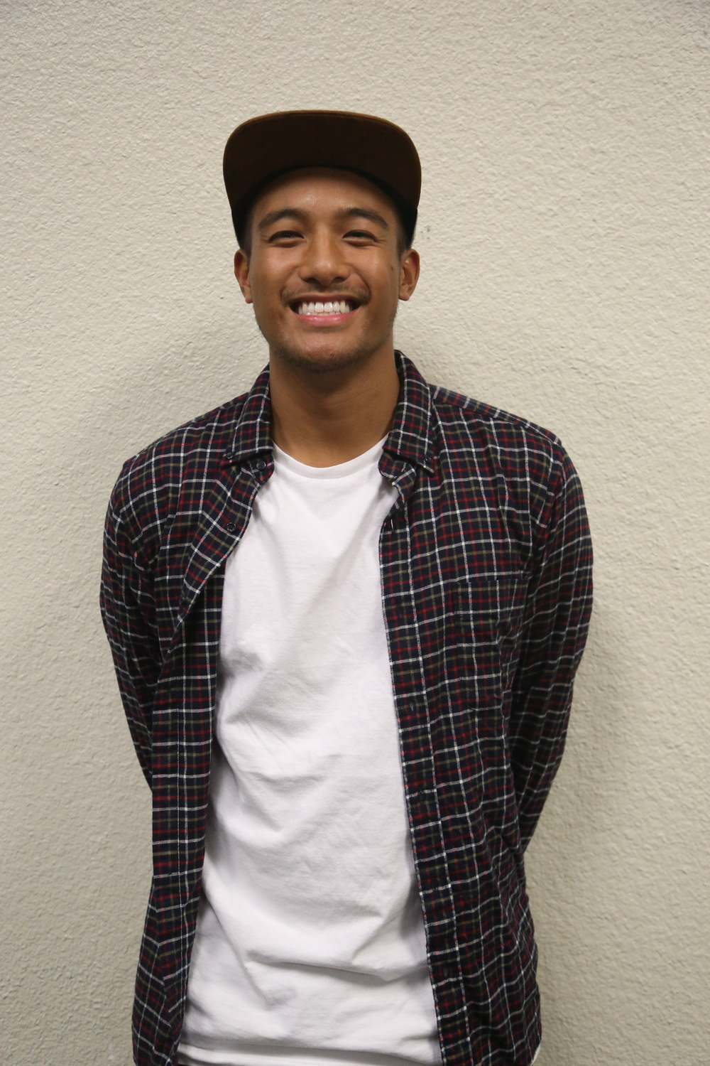 "Name:  Gabriel Nicholas Barabad Gonzalez    Position:  Sports Coordinator    Year:  4th   Major:  Kinesiology    Hometown:  Daly City, CA   Favorite Food:  Sushi & Burritos    Favorite Movie:     Favorite Number:  10   Theme Song:  Mr. Suave by Vhong Navarro    Random Fact:  I love picking my nose.   Favorite Quote:  ""F*ck being sad, b*tch!"" - Zachary Piona"