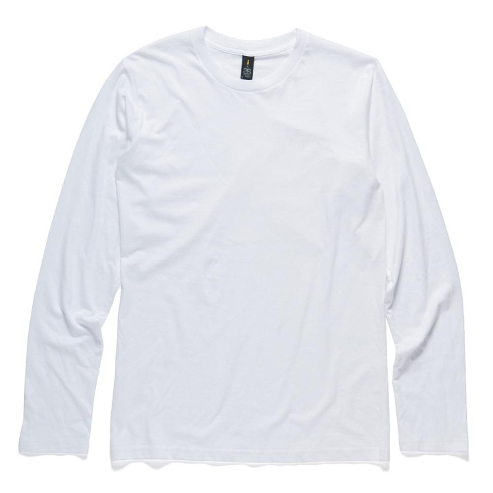 Unisex Longsleeve - White