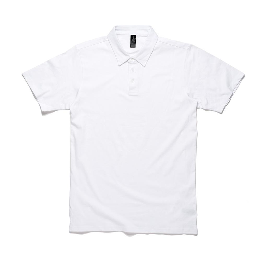 Unisex Polo - White