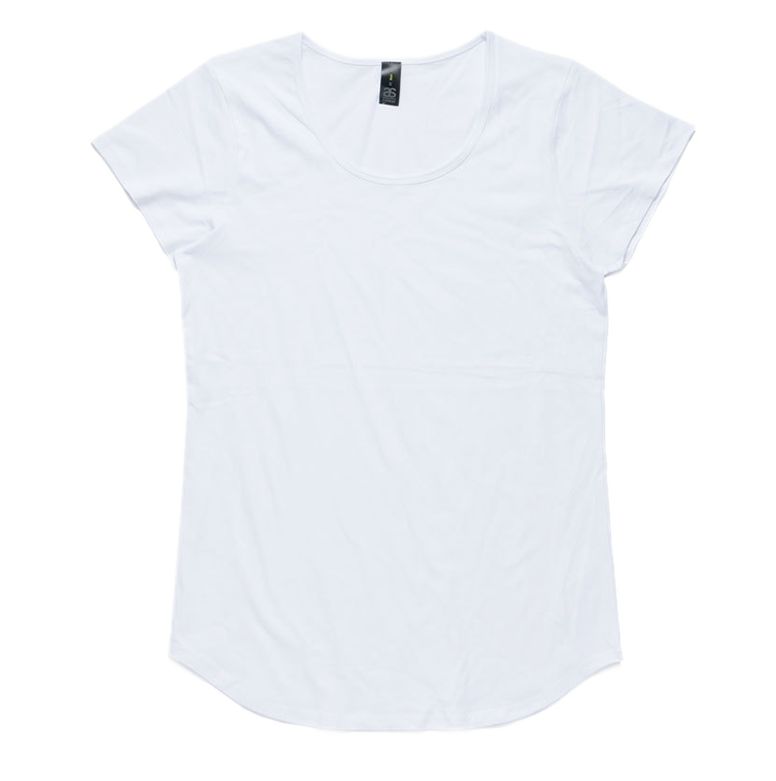 <b>Women's Scoop Neck</b><br><a href=http://dastshirtautomat.com/womens-sizes>Sizes & Colours</a>