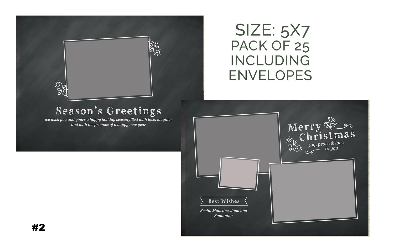 Custom Christmas Cards — Moab Photo Coalition