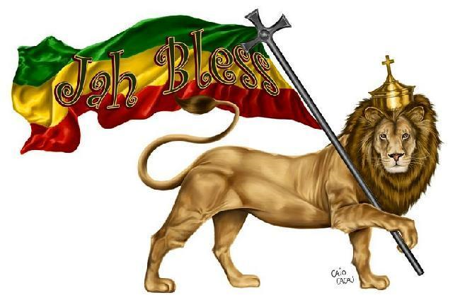 a rare instagram of a stoned lion with the islamic flag during better times