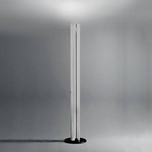 Gianfranco frattini megaron floor lamp for artemide two enlighten gianfranco frattini megaron floor lamp for artemide aloadofball Images