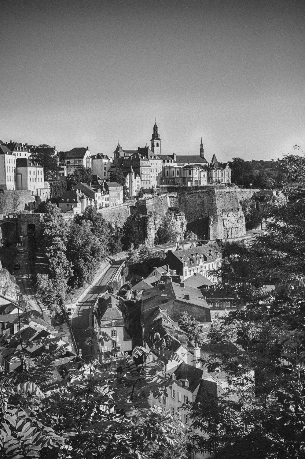 4. Luxembourg City Shot with the Canon EOS 60D and EF-S 17-85mm lens