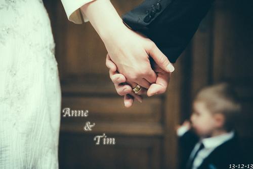13-12-13 / Anne & Tim's wedding