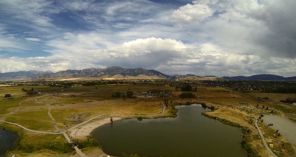 Bozeman, MT - Image taken from a SwitchBlade