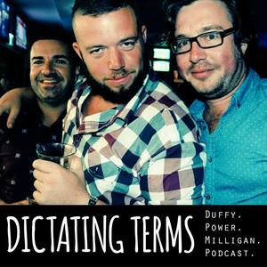 dictating terms