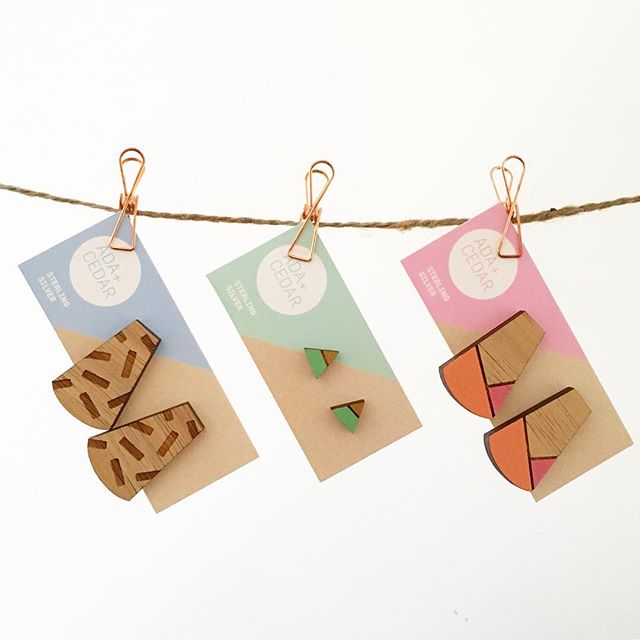 Perfect stocking fillers! And don't forget there is still 20% off - see previous post for details