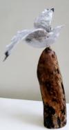 Papier Mache Sea Gull