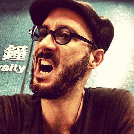 arrrrrr. - Hong Kong