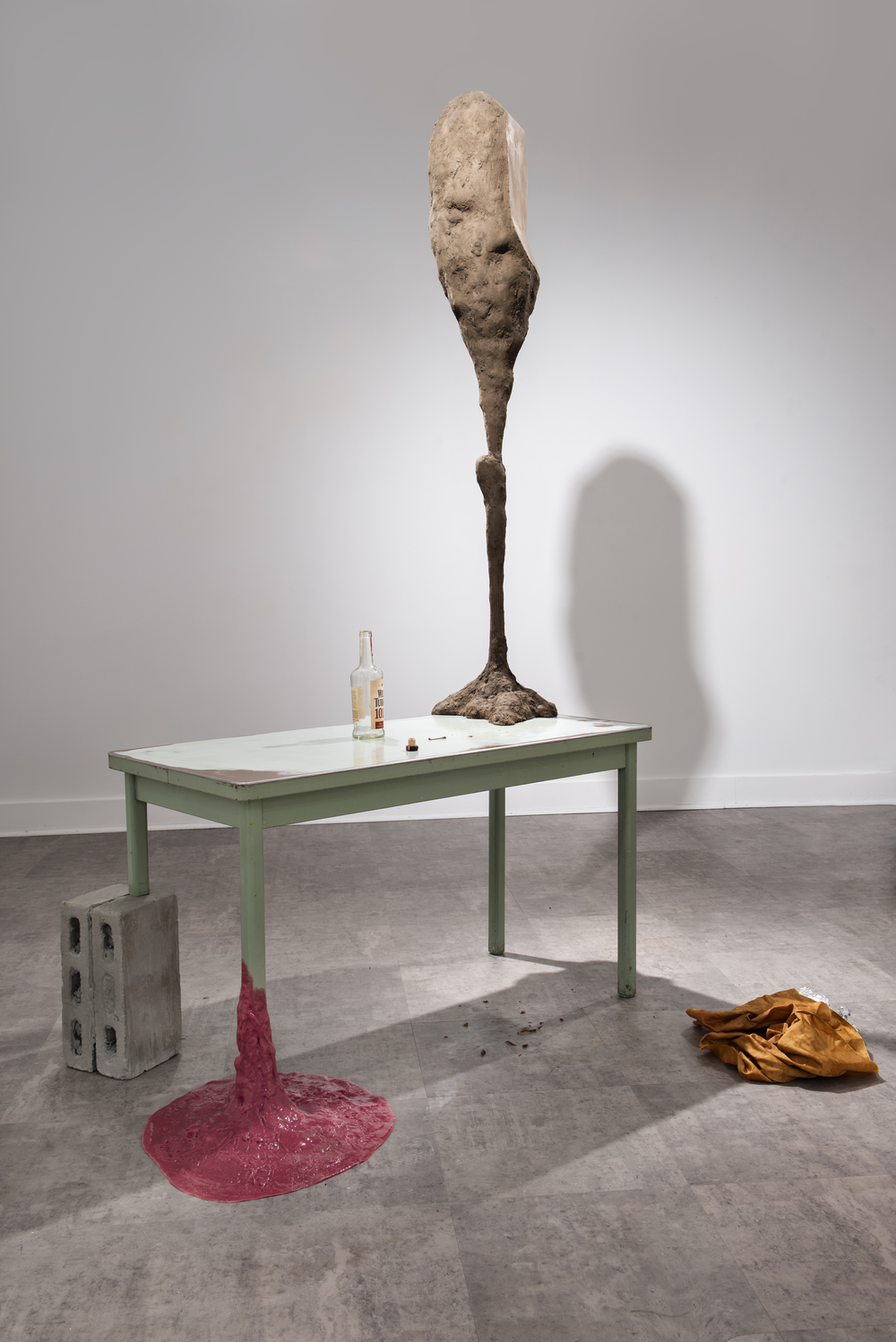 a table to come, 2013