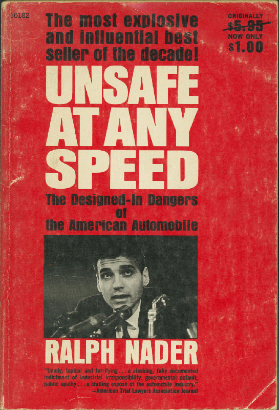 Grossman's marketing instincts and writing and editing skills played a big part in making the book a best seller and a driver of the fledgling consumer movement of the 1960s.