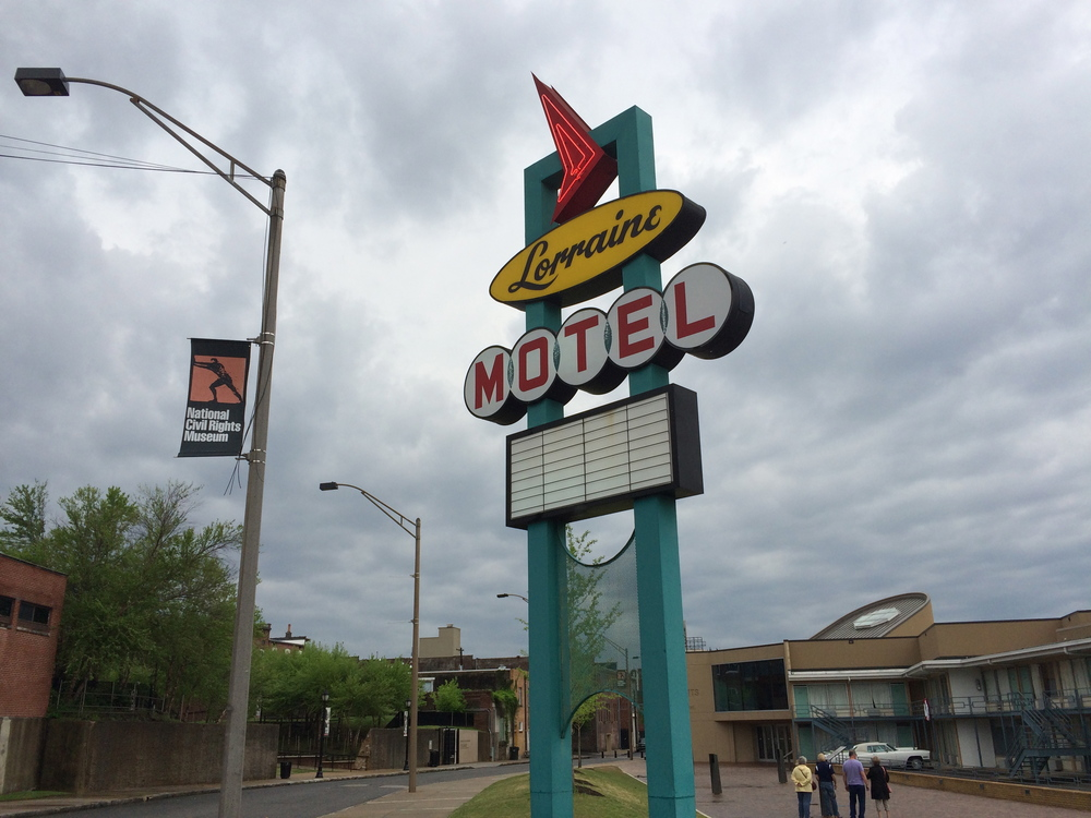 Site of the 1968 assassination of Dr. Martin Luther King, the Lorraine Motel is now the National Civil Rights Museum in Memphis, Tennessee. It reopened just last month following extensive renovations and updates.