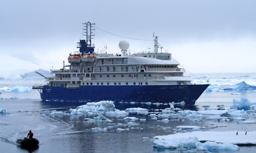 Poseidon Expeditions will assume the charter of the 114-passenger Sea Spirit beginning May 2015, and begin a series of Arctic and Antarctic expedition cruises.