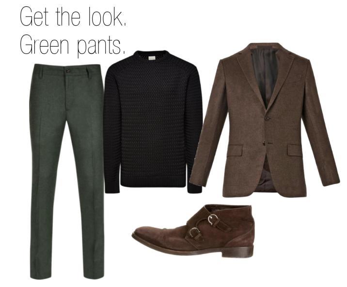 Ted Baker pants, Salvatore Ferragamo double monk strap boots, UNIQLO textured sweater and E Zegna blazer.