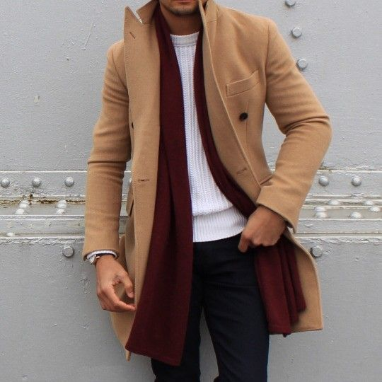 3 ways to wear a camel coat — Ensemble