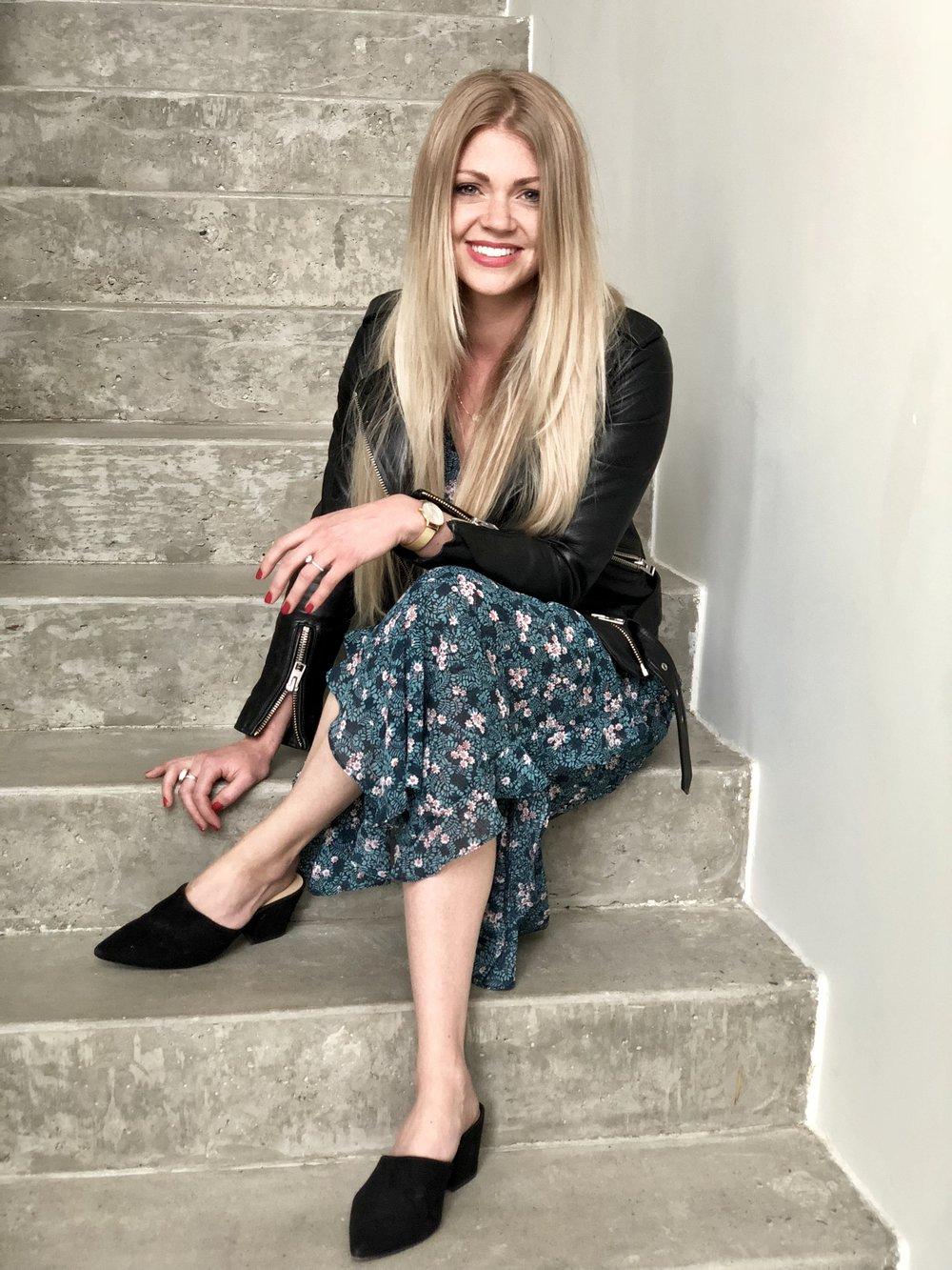 Lauren Larsen - personal stylist & menswear designer