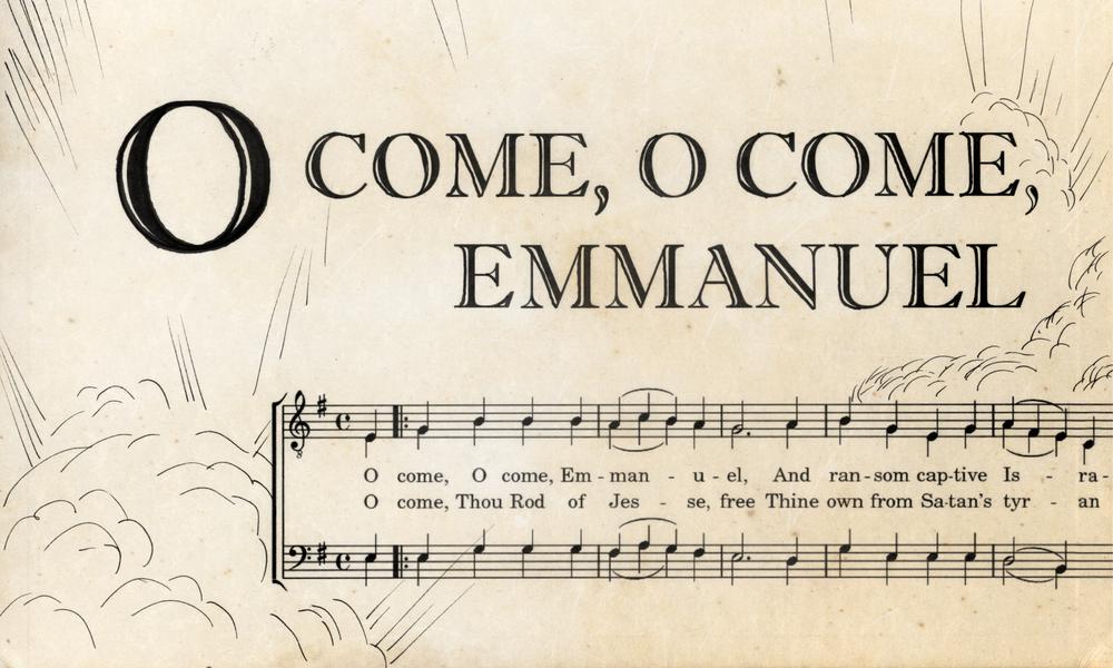 Emmanuel god is with us lyrics