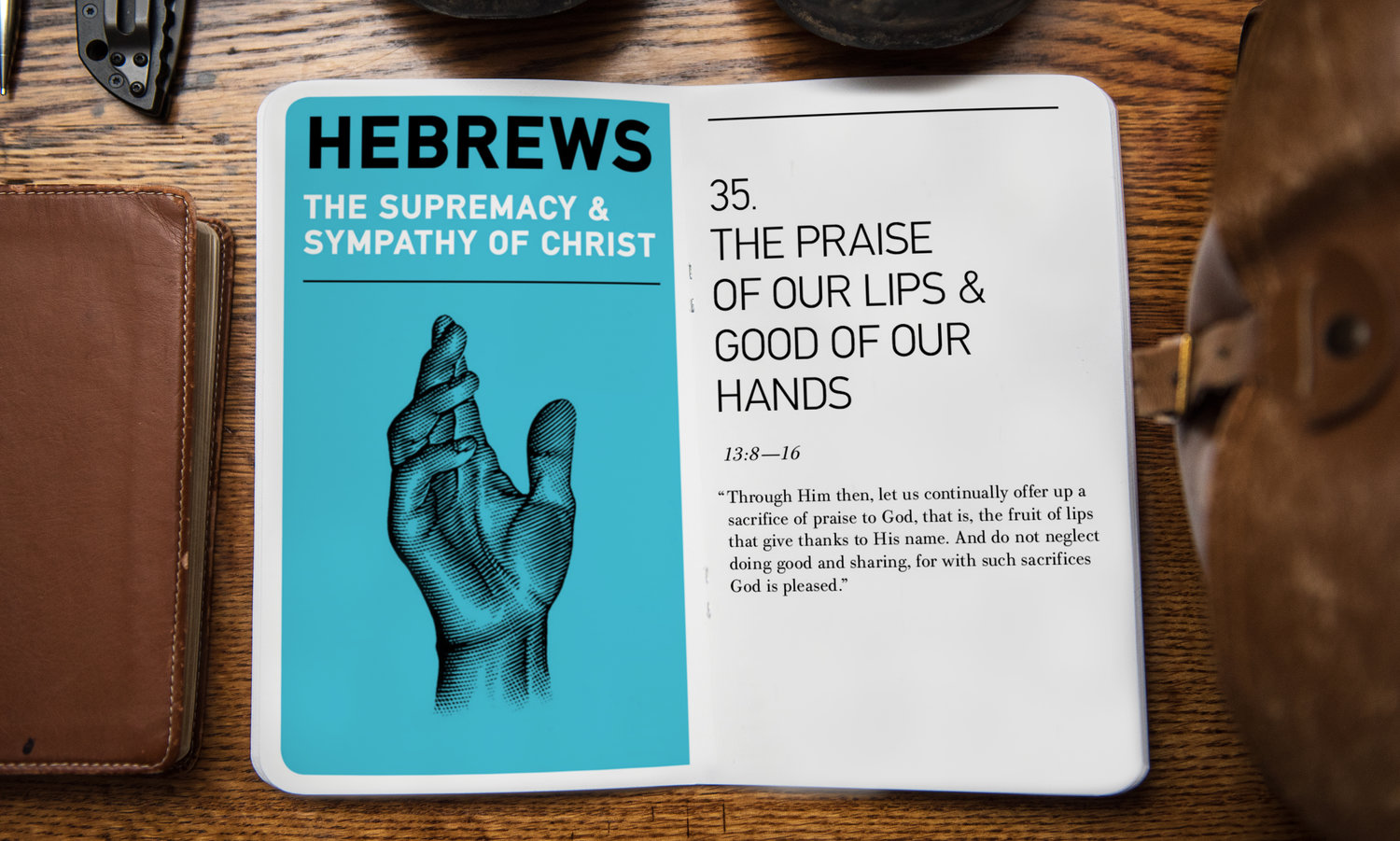 2 Pillars Church — The Praise of Our Lips & Good of Our Hands