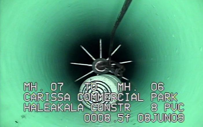 CCTV Final Inspection