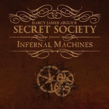 James Darcy Argue <br><i>Secret Society...</i>