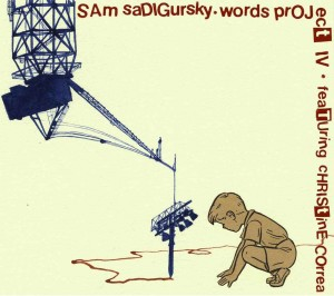 Sam Sadigursky<br><i>Words Project IV</i>
